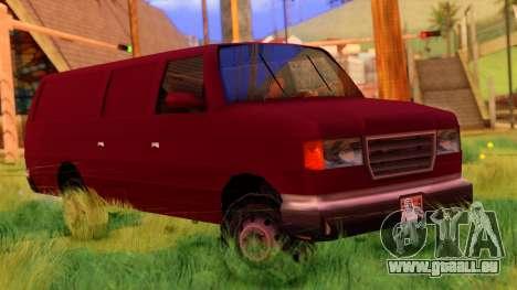 Ambush Van für GTA San Andreas