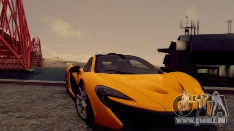 Natürliche und Realistische ENB für GTA San Andreas siebten Screenshot