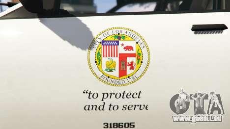 GTA 5 Los Angeles Police and Sheriff v3.6 deuxième capture d'écran