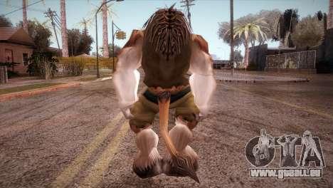 Die Tauren für GTA San Andreas dritten Screenshot