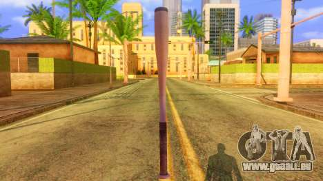 Atmosphere Baseball Bat für GTA San Andreas