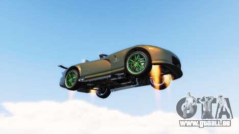 Vehicles Jetpack v1.2.2 pour GTA 5