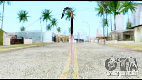 Manhunt Crowbar für GTA San Andreas