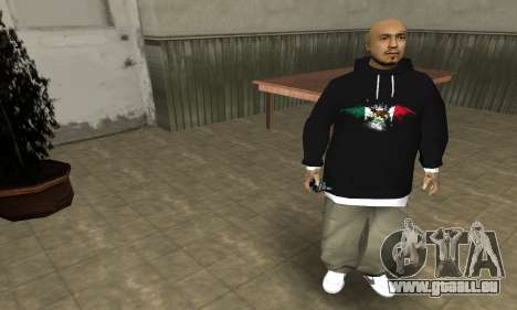 Rifa Skin First für GTA San Andreas dritten Screenshot