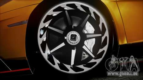 Lamborghini Veneno LP700-4 AVSM Roadster Version für GTA San Andreas rechten Ansicht