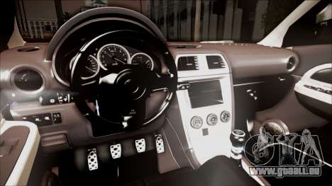 Subaru Impreza WRX STI B. O. Construction für GTA San Andreas rechten Ansicht