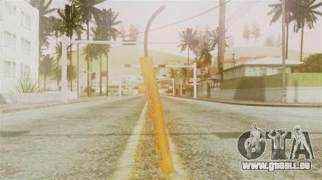 Red Dead Redemption TNT Diego Elegant pour GTA San Andreas deuxième écran