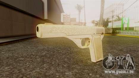 Vintage Pistol GTA 5 für GTA San Andreas