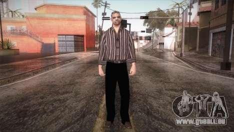 Taxman pour GTA San Andreas deuxième écran
