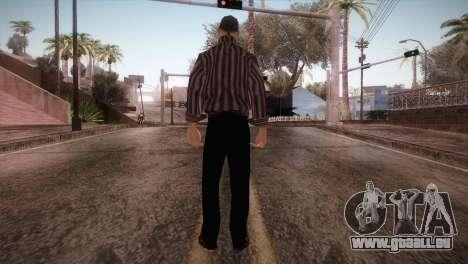Taxman pour GTA San Andreas troisième écran