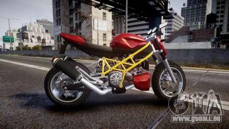 GTA V Principe Lectro für GTA 4 linke Ansicht