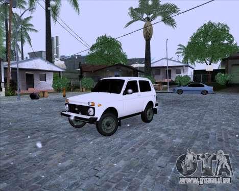 VAZ 2121 Niva 4x4 pour GTA San Andreas