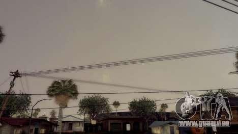 Natürliche und Realistische ENB für GTA San Andreas fünften Screenshot