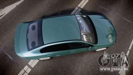 Ford Falcon FG XR6 Turbo für GTA 4 rechte Ansicht