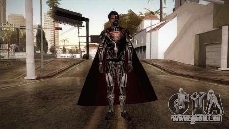 Superman Cyborg v1 für GTA San Andreas zweiten Screenshot