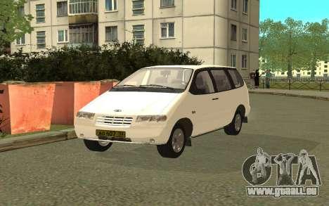 VAZ 2120 pour GTA San Andreas