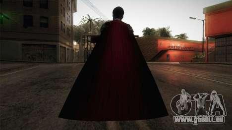 Superman Cyborg v1 für GTA San Andreas dritten Screenshot