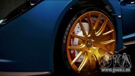 Hennessey Venom GT 2012 U.S.A American pour GTA San Andreas salon