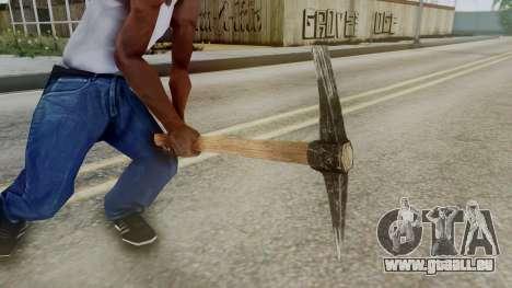 Red Dead Redemption Net pour GTA San Andreas troisième écran