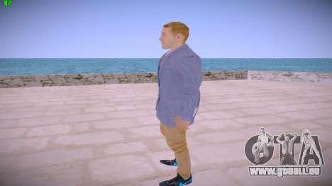 Russian Mafia für GTA San Andreas her Screenshot