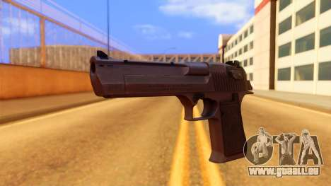 Atmosphere Desert Eagle pour GTA San Andreas