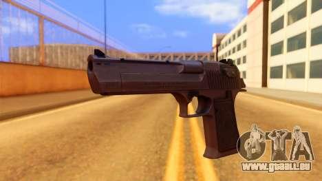 Atmosphere Desert Eagle für GTA San Andreas