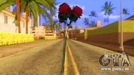 Atmosphere Flowers pour GTA San Andreas