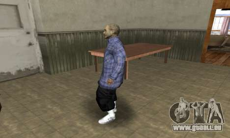 Rifa Skin Second für GTA San Andreas zweiten Screenshot