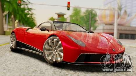 Pegassi Osyra pour GTA San Andreas