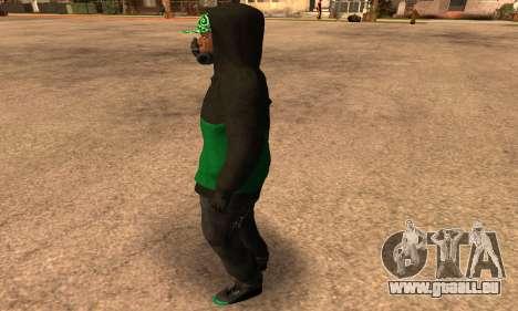 Fam Black für GTA San Andreas zweiten Screenshot