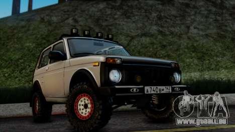 VAZ 2121 Niva 4x4 für GTA San Andreas