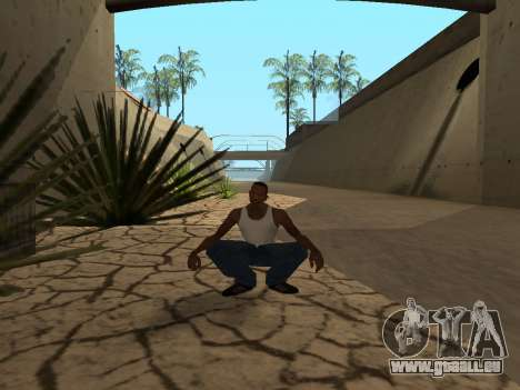 Ped.ifp Animation Gopnik pour GTA San Andreas