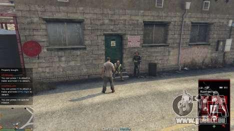 GTA 5 Trucking Missions 1.5 septième capture d'écran