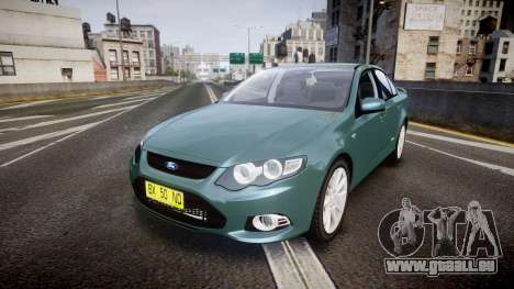 Ford Falcon FG XR6 Turbo für GTA 4