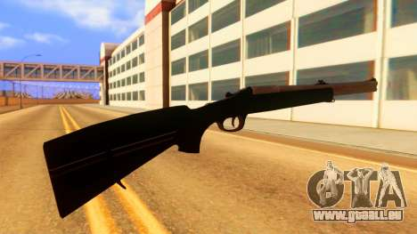 Atmosphere Rifle für GTA San Andreas zweiten Screenshot