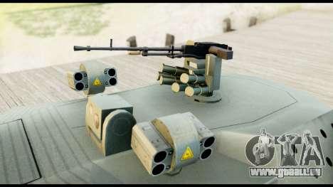 PL-01 Concept pour GTA San Andreas vue de droite