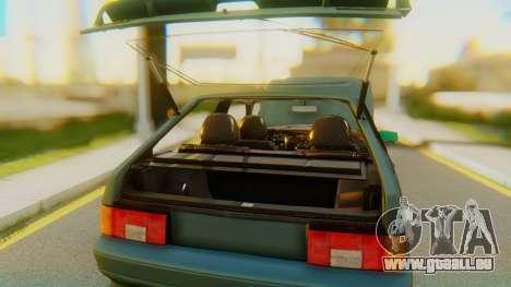 VAZ 2113 Stoke für GTA San Andreas obere Ansicht