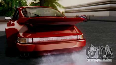 Porsche 911 Turbo (930) 1985 Kit A für GTA San Andreas Innen