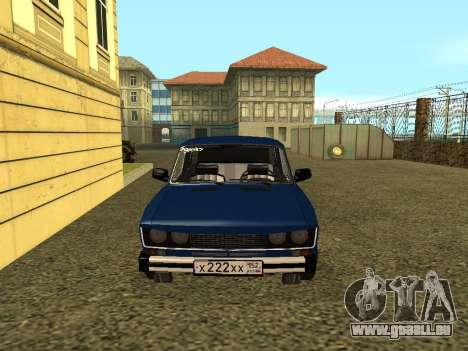 VAZ 21065 für GTA San Andreas linke Ansicht
