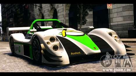 Radical SR8 RX pour GTA 4