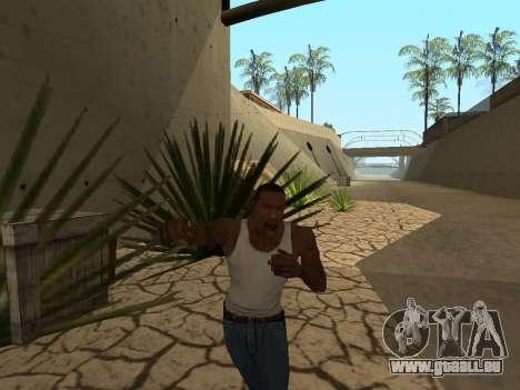 Ped.ifp Animation Gopnik pour GTA San Andreas huitième écran