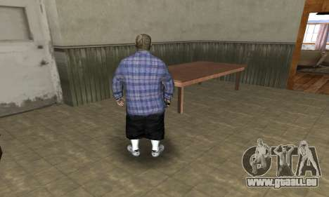 Rifa Skin Second für GTA San Andreas fünften Screenshot