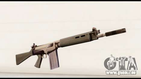FN-FAL pour GTA San Andreas