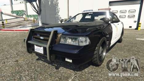 Los Angeles Police and Sheriff v3.6 für GTA 5