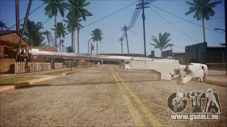 L96 from Battlefield Hardline pour GTA San Andreas