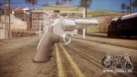 RS-357 from Battlefield Hardline für GTA San Andreas zweiten Screenshot