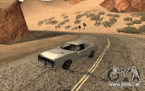 Imponte Dukes SA Style pour GTA San Andreas vue de droite