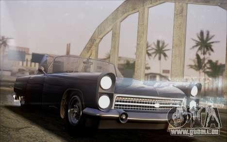 GTA 5 Vapid Peyote pour GTA San Andreas vue de droite