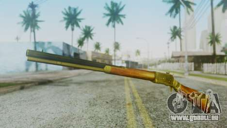 Rifle from Silent Hill Downpour pour GTA San Andreas