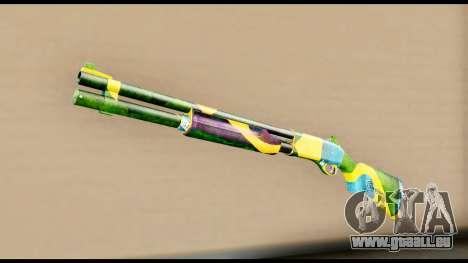 Brasileiro Shotgun pour GTA San Andreas